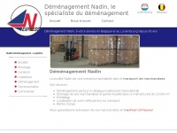 Demenagement-nadin.be