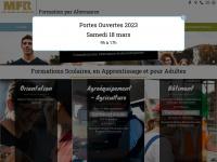 mfr-bourgougnague.fr