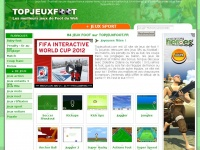 Jeux foot gratuit - football but tir goal penalty babyfoot