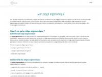 mon-siege-ergonomique.com