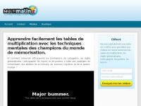 5 sites similaires multimalin - Apprendre tables multiplication facilement ...