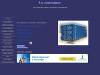 Containerinfo.net