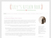 Lily's Kitchen Book