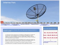 antennes-paris.com