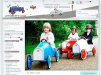 the-pedal-cars.co.uk