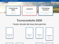 Auto-ecole-tecnoconduite.be