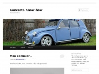 concreteknow-how.com