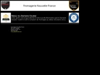 fromagerienouvellefrance.com