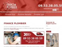 franceplombier.com