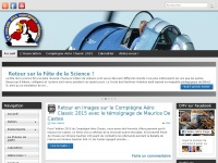 Cercledesmachinesvolantes.com