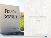 champagne-franck-bonville.com