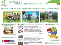 Chambre-agriculture-finistere.fr