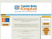 Cambresisemploi.fr