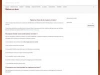 maison-bois-a-vendre.com