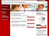 Calculus-international.fr
