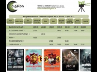 cinemalecigalon.fr