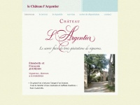 Chateauargentier.fr