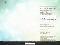clubdumillenaire.fr