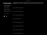 luzinterruptus.com