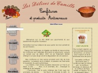 lesdelicesdecamille.com