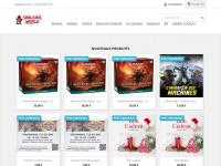 .:: SHINJUKU-WORLD ::. Vente en ligne de Mangas, Artbooks, DVDs, Franco-Belges, Dragons et plein d'autres surprises...