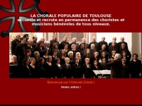 Chorale-toulouse.org