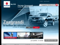 suzukizangrandi garage zangrandi concession suzuki. Black Bedroom Furniture Sets. Home Design Ideas