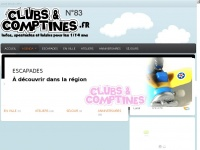 Clubsetcomptines.fr