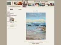 galerie-de-crecy.com