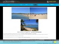 lacleimmobilier.com