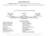chimix.com