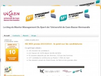 Caensportmanagement.blogspot.com