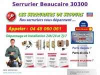 serrurier beaucaire 30 depanne tout entretien. Black Bedroom Furniture Sets. Home Design Ideas