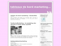 tableaudebordmarketing.com