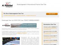 demenagement-international-france-domtom.com