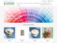 Construire-au-naturel.fr