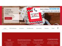 taxi-mouscron.com