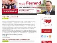 richardferrand.fr