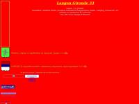 Langongironde33.free.fr