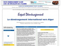 demenagement-alger.com