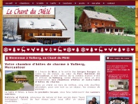 Chambres-hotes-valberg.com