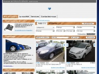 FORD AUTO SERVICES : Concessionnaire FORD TOULOUSE - Voiture occasion TOULOUSE