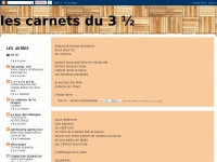 lescarnetsdu3etdemie.blogspot.com