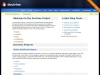doctrine-project.org