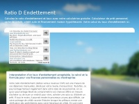 ratiodendettement.com