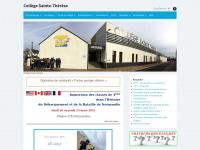 Collège Sainte Thérèse - 56190 Muzillac - Bienvenue au Site Officiel