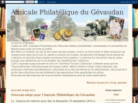 Amicale Philatélique du Gévaudan