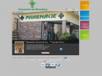 pharmacie-remelfing.com
