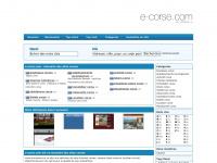 e-corse.com