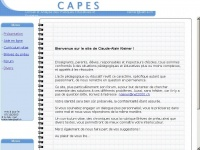 Capes.ch
